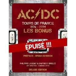 AC/DC Tours de France 1976-2014 : Les Bonus - Édition DELUXE