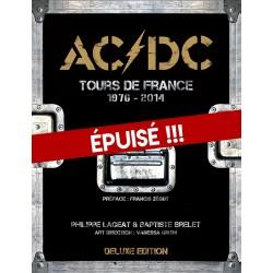 AC/DC Tours de France 1976-2014 Édition DELUXE