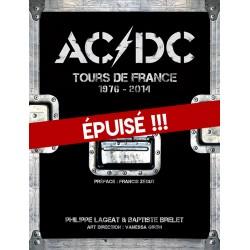 AC/DC Tours de France 1976-2014 Édition SPÉCIALE
