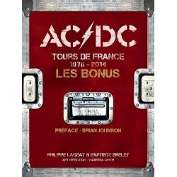 AC/DC Tours de France 1976-2014 : Les Bonus - Édition SPÉCIALE