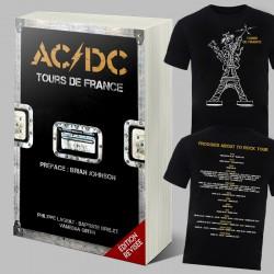 AC/DC Tours de France : NOUVEAU FORMAT BROCHÉ - Édition DELUXE